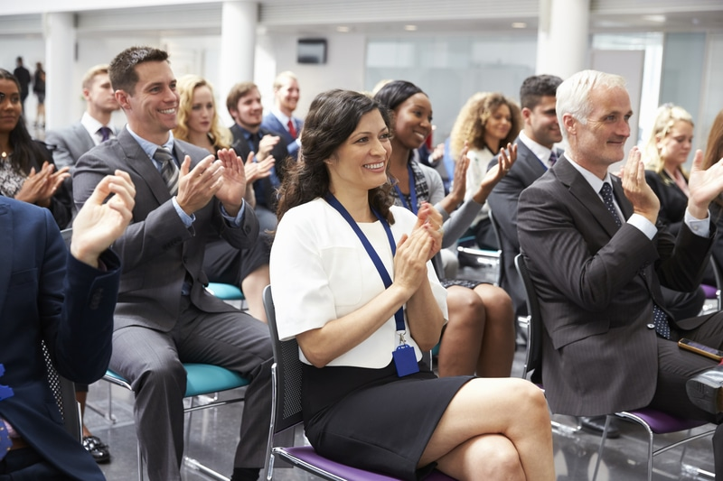 How to enhance your professional reputation with great informative or technical presentations